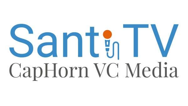 logo santi tv