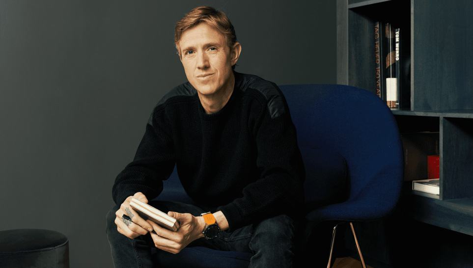 Top dog from LVMH Ian Rogers joins French crypto startup Ledger