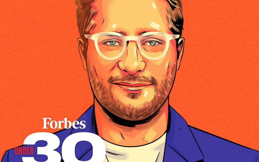 Forbes Under 30 2021: Potloc CEO Rodolphe Barrere on the cover